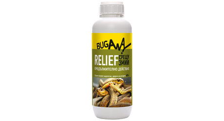 BugAway Relief 600 гр.
